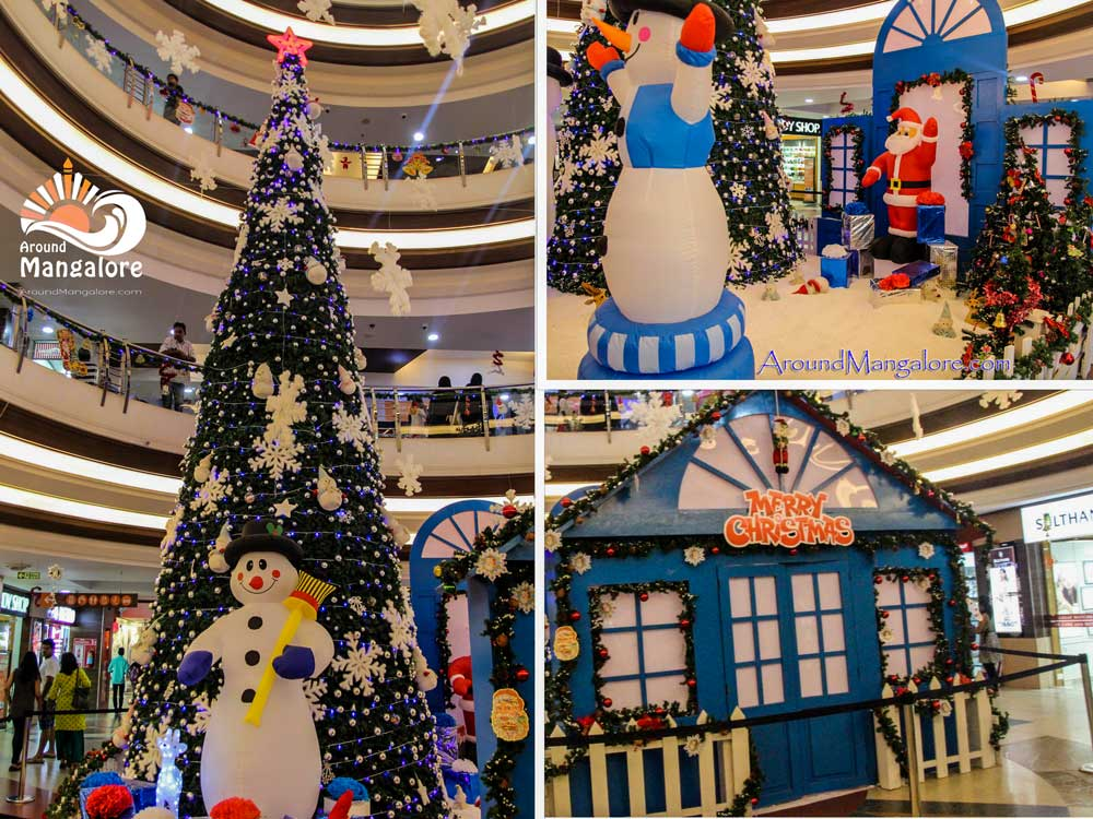 Christmas 2016 - City Centre Mall, Mangalore