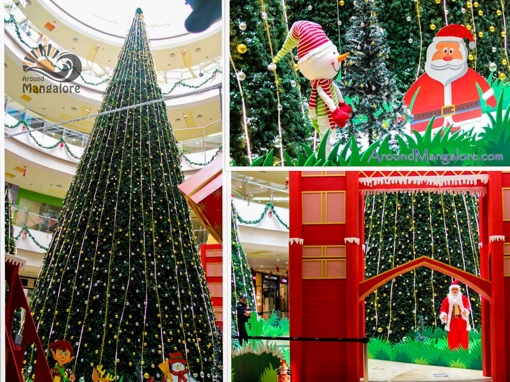 Christmas 2016 - The Forum Fiza Mall, Mangalore