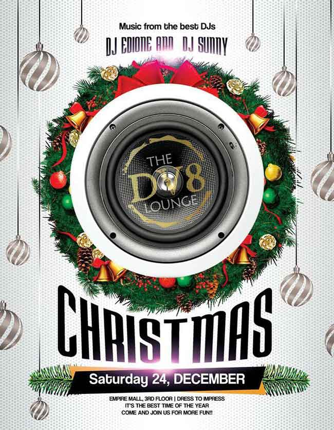 Christmas - 24 Dec 2016 - The DV8 Lounge, Mangalore