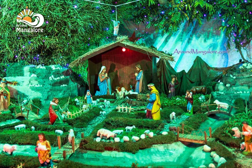 Christmas Crib – Milagres Church – Christmas 2016
