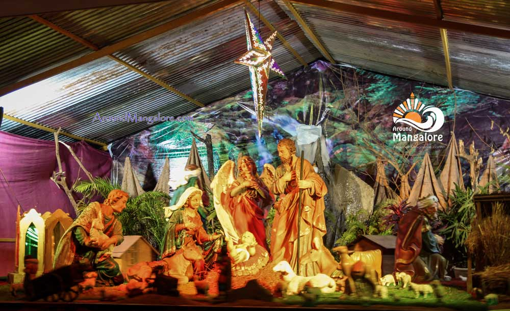 Christmas Crib – Rosario Cathedral (aka Rosario Church) – Christmas 2016