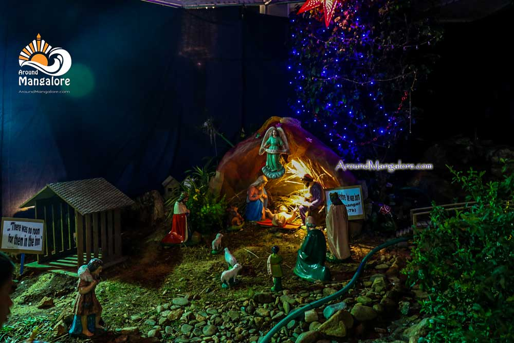 Christmas Crib – St. Sebastian Church, Bendoor – Christmas 2016