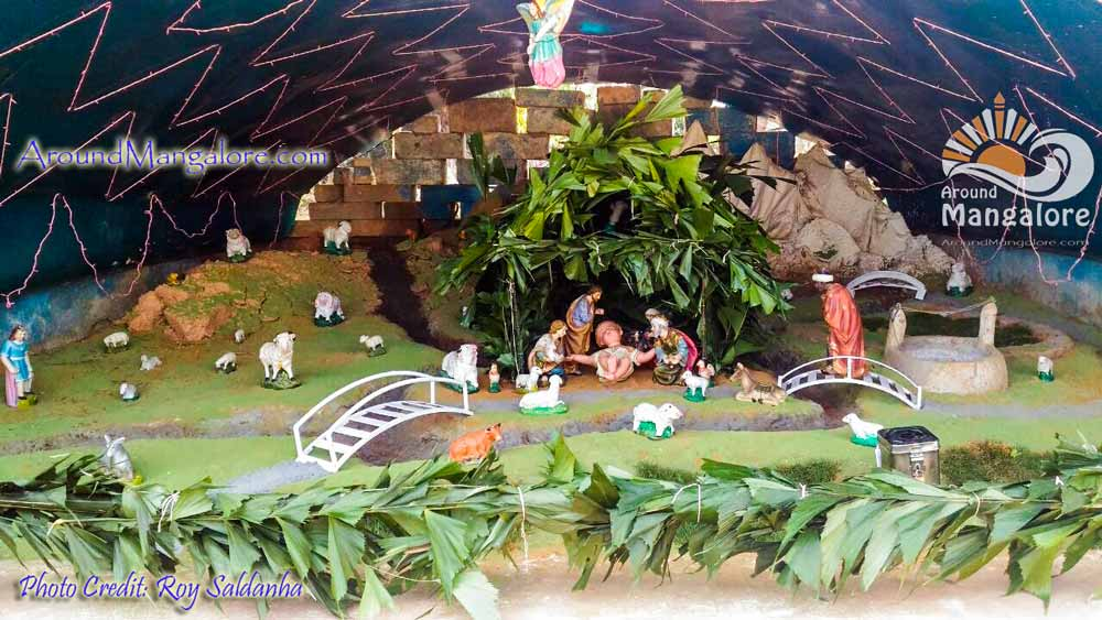 Christmas Crib - St Pius Church, Palimar - Christmas 2016