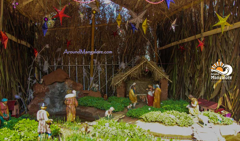 Christmas Crib - St. Aloysius Chapel - Christmas 2016