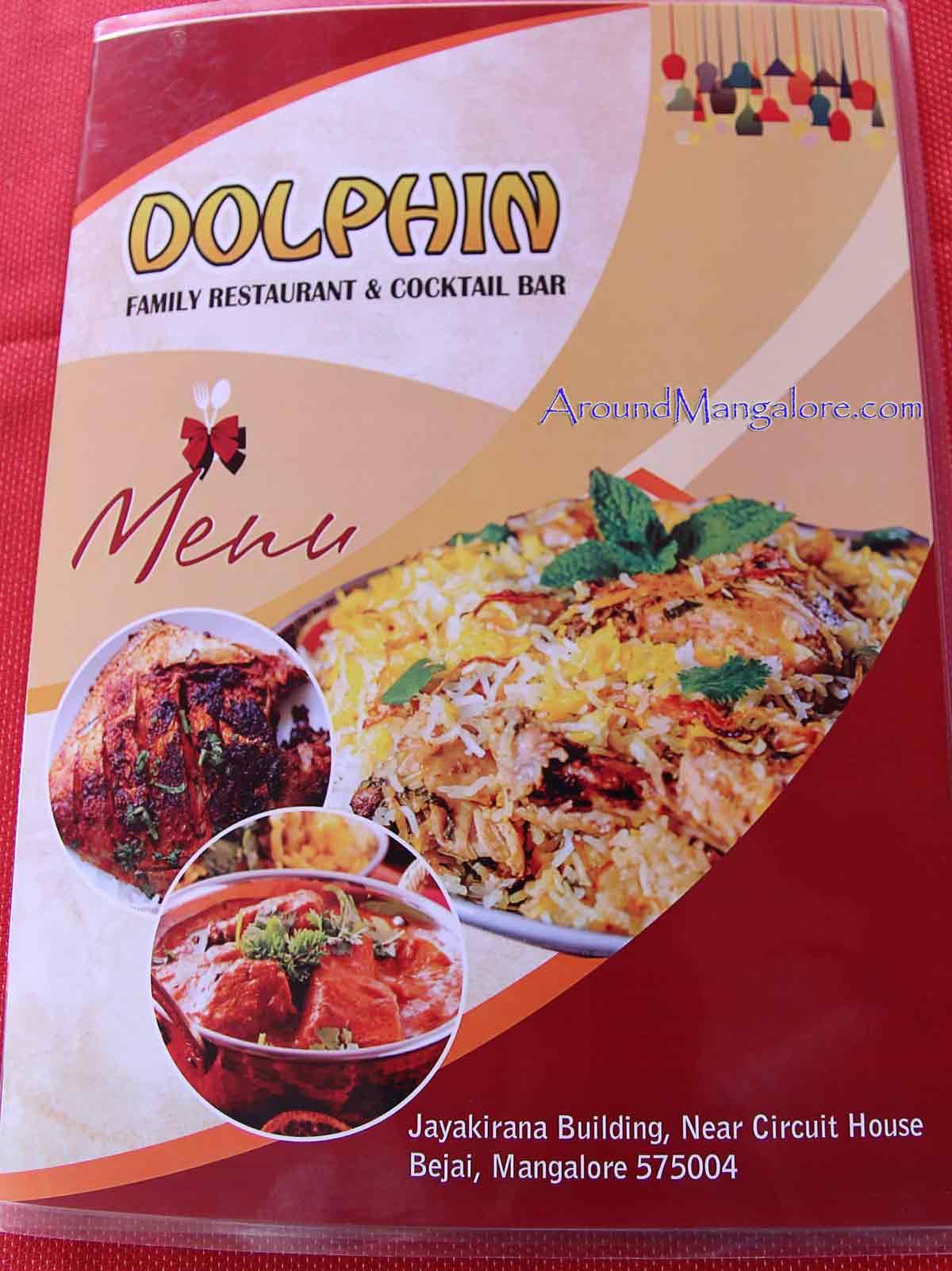 Food Menu - Dolphin Restaurant & Cocktail Bar, Bejai