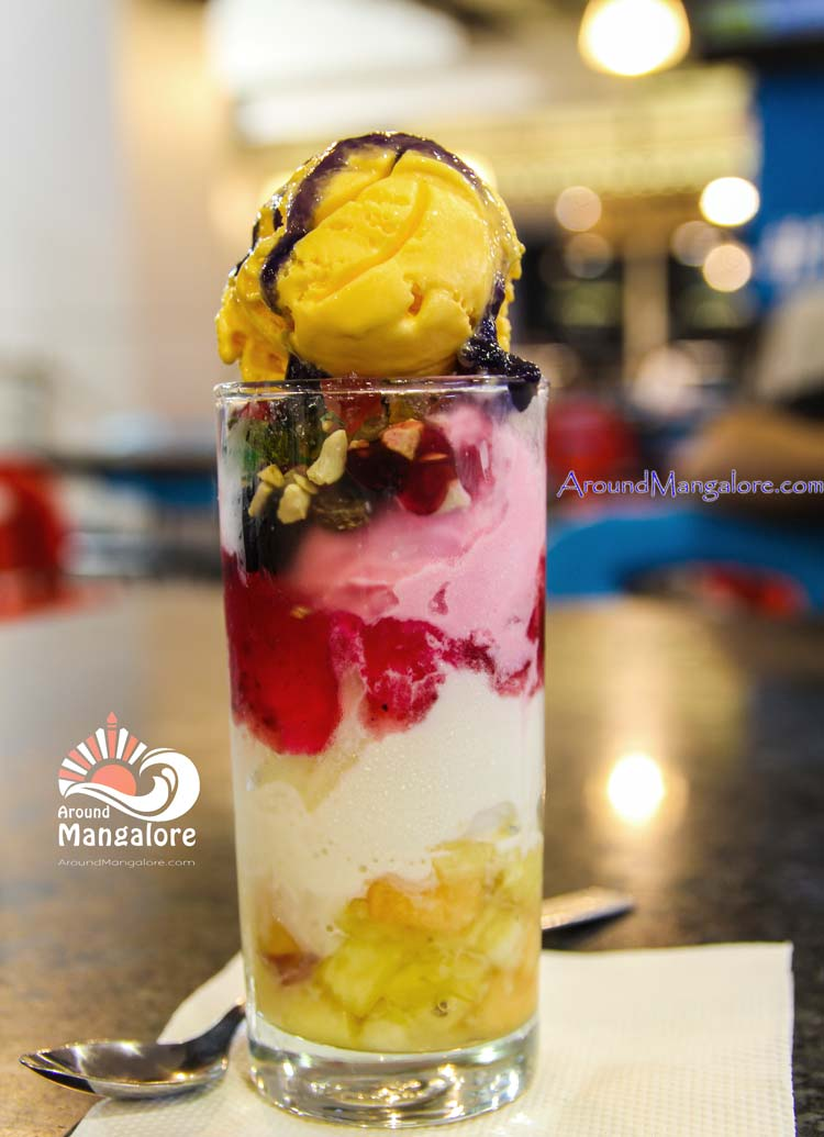Gadbad Ice Cream - Hangyo Ice Cream - Bharath Mall, Mangalore
