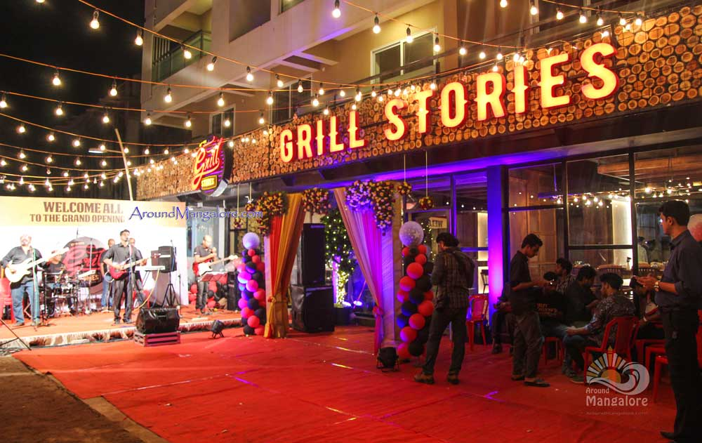 Grill Stories - Restaurant - Pumpwell, Mangalore