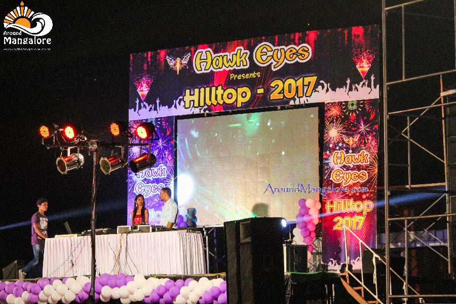 Hilltop 2017 - Mangalore Hills - New Year 2017