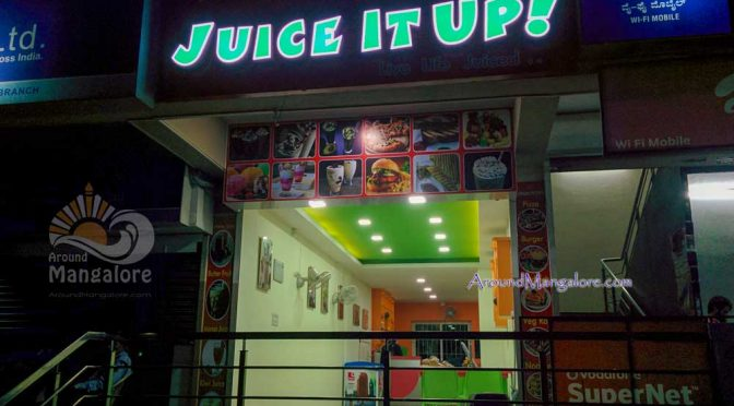 Juice It Up - Deralakatte, Mangalore
