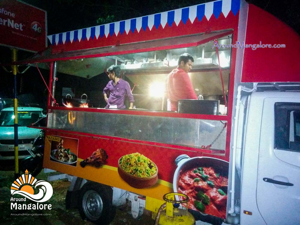 Kiny's Food Truck - Mangalore