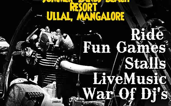 Riders Fest Mangalore – 5 Mar 2017