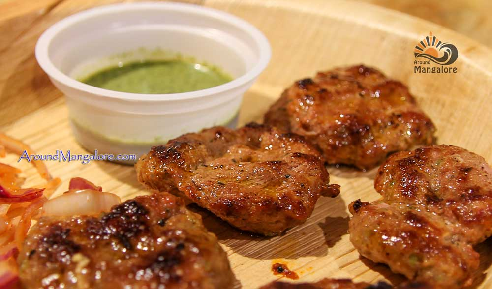 Mutton Galouti (Starters) - Pronto Kitchen, Mangalore
