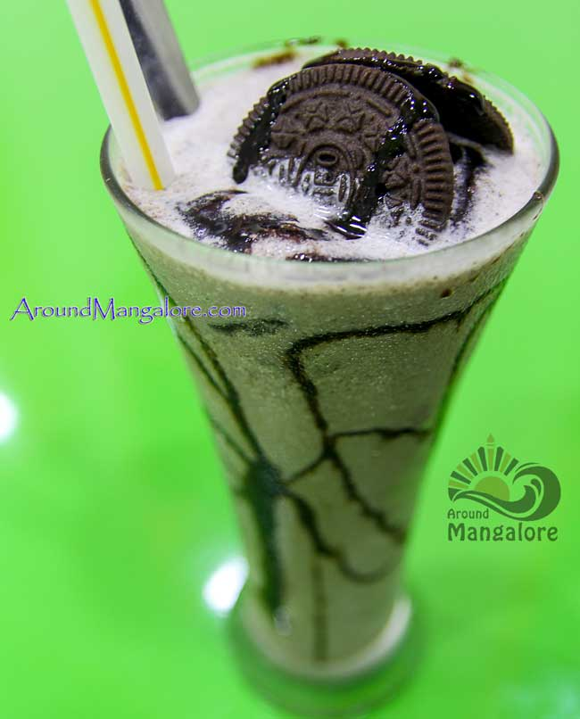 Oreo Milk Shake - Juice It Up - Deralakatte, Mangalore