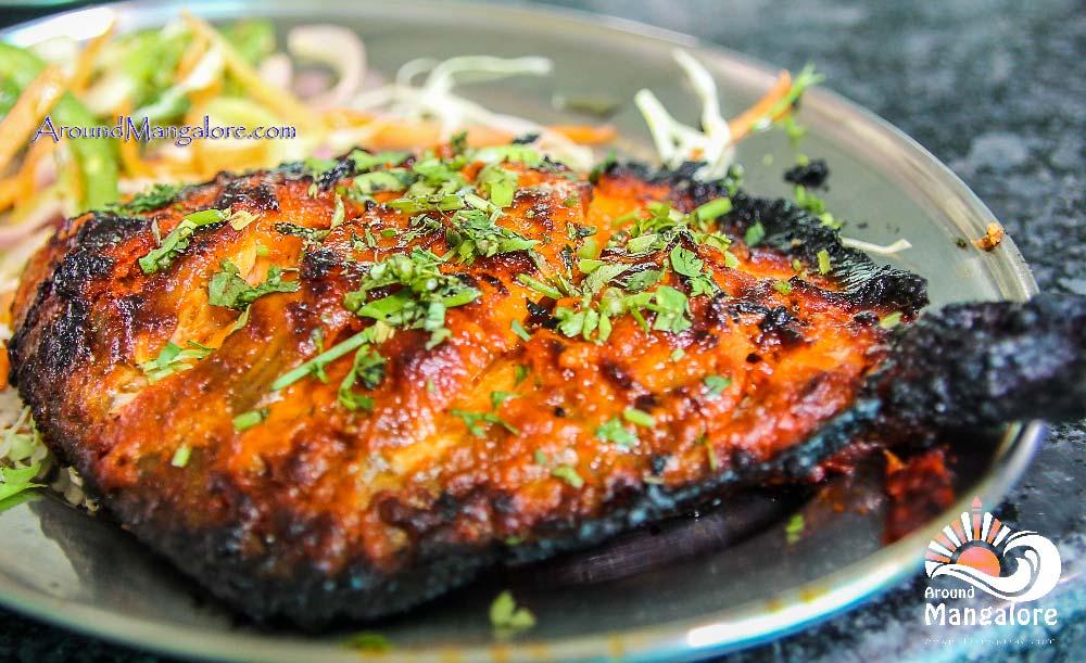 Pomfret Tandoor - Surmaai – Sea Food Restaurant, Hosabettu, Surathkal, Mangalore