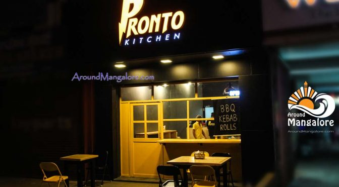 Pronto Kitchen - Italian Restaurant - Hampankatta, Mangalore
