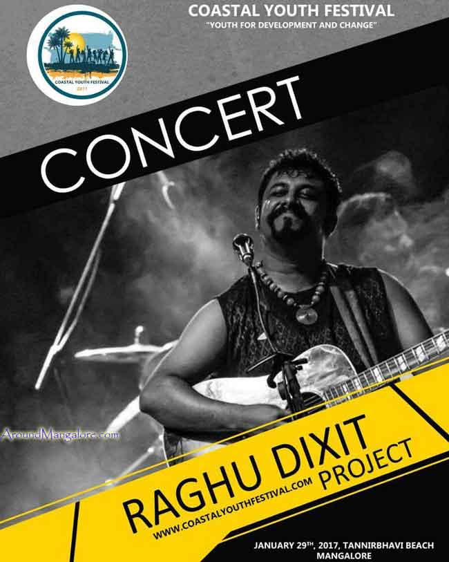 Raghu Dixit Project - 29 Jan 2017 - The Coastal Youth Festival 2017