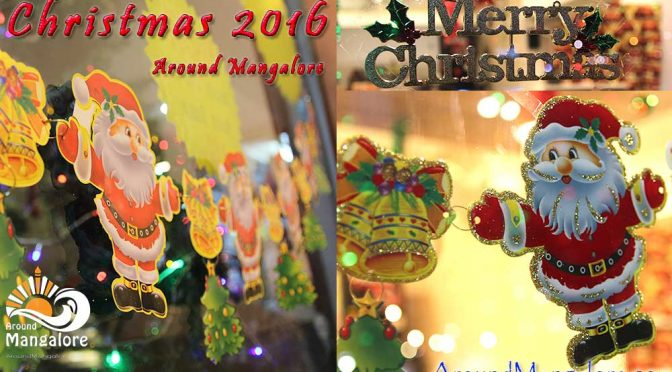 Christmas 2016 – Crib, Decorations, Celebrations, Events & more – Around Mangalore