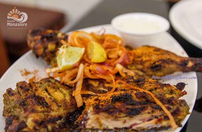 Al-Faham Chicken - Hotel Mughlai Kitchen - Valencia, Mangalore