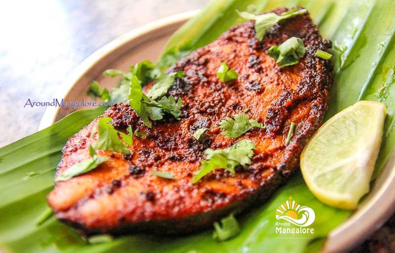 Anjal, Surmai - Fish Chowki – Sea Food Restaurant - Kottara Chowki, Mangalore