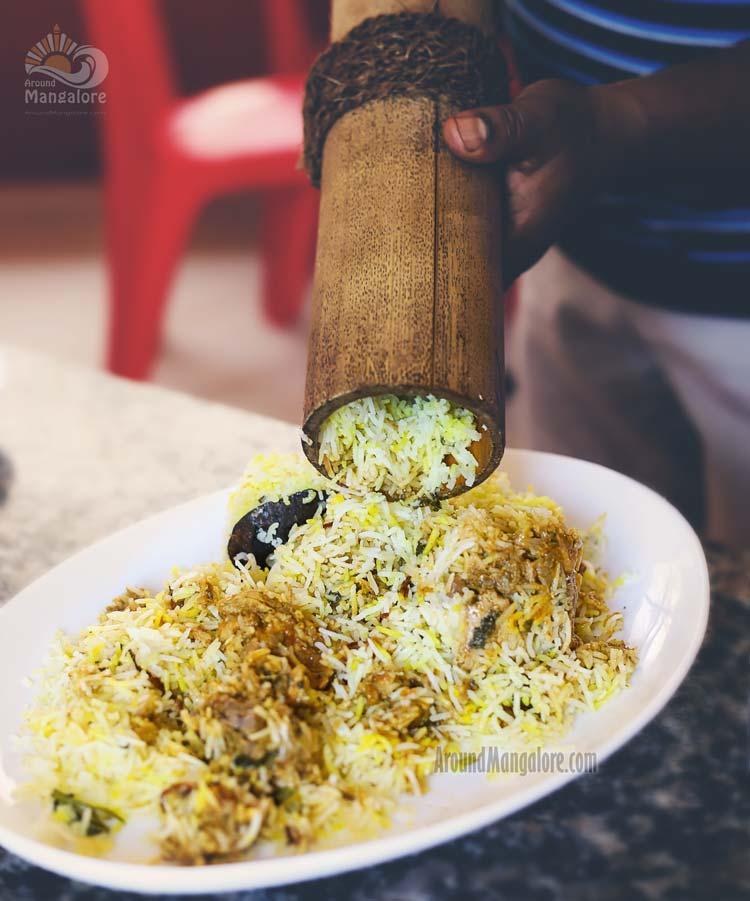 Bamboo Dum Biryani - Fish Chowki - Kottara Chowki, Mangalore