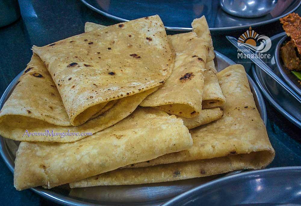 Chapati - Tulunad Seafood Restaurant - Karangalpady, Mangalore