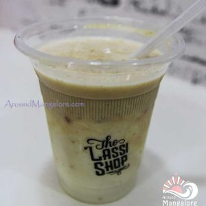 Dry Fruit Lassi - The Lassi Shop - MG Road, Mangalore