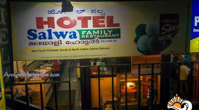 Hotel Salwa - Restaurant, Old Bus Stand, Hampankatta, Mangalore