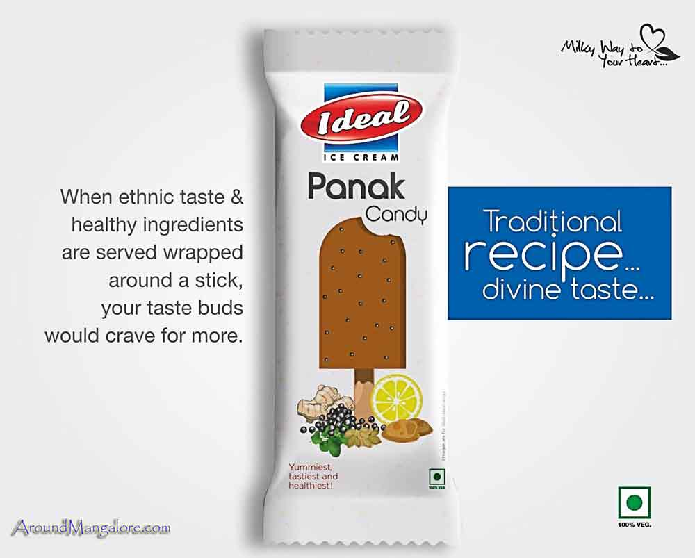 Panak Candy - Ideal Ice Cream, Mangalore