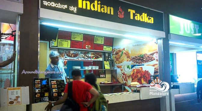 Indian Tadka, The Forum Fiza Mall