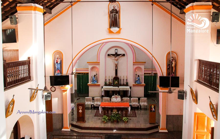 St Fidelis Friary - Monte Mariano Church - Convent - Farangipet - the Origin of Monthi Fest - Farangipet, Mangalore