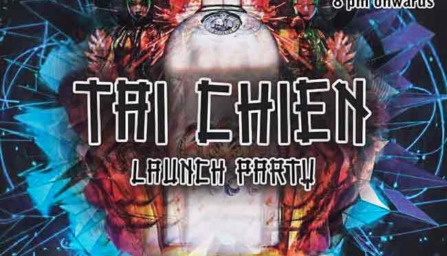 Tai Chien – Launch Party – 11 Feb 2017