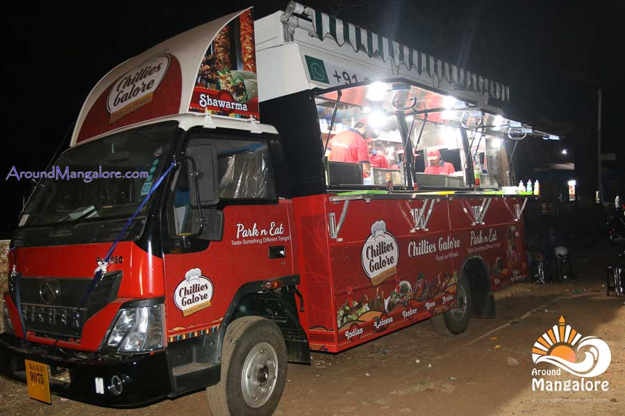 Chillies Galore - Food On Wheels - Near Kadri Park, Mangalore