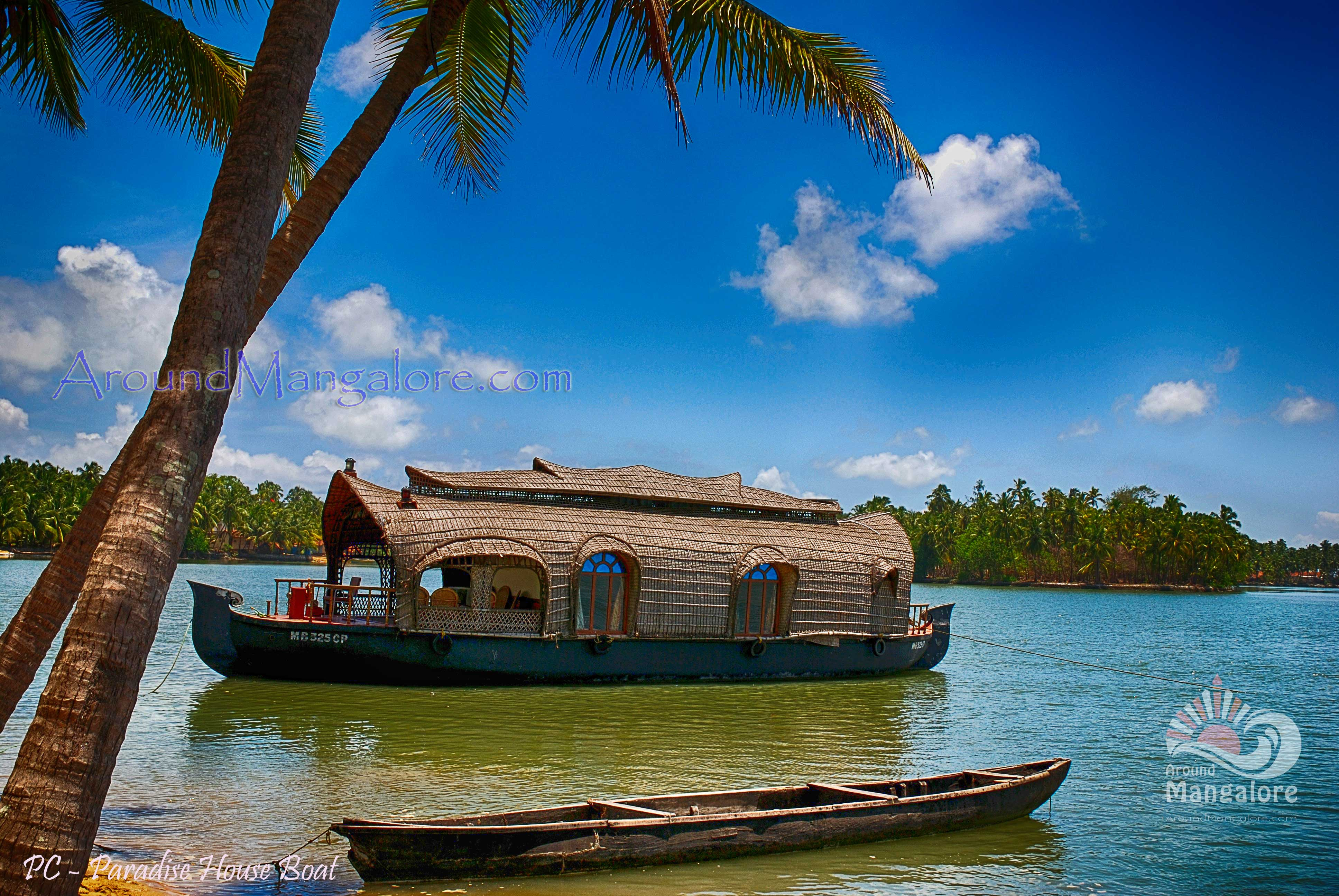 Paradise House Boat - Udupi, Karnataka
