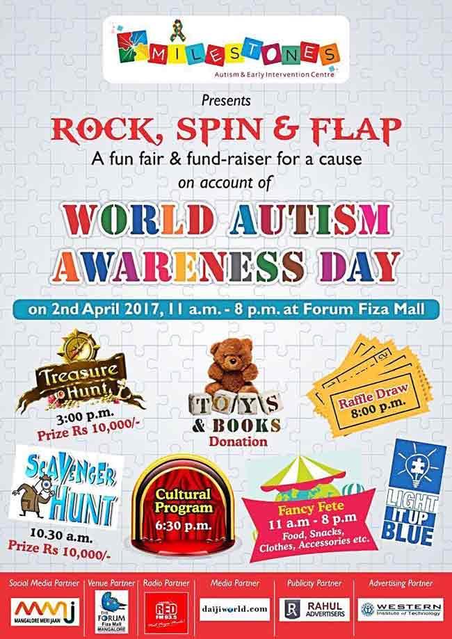 Rock, Spin & Flap - 02 Apr 2017 - Forum Fiza Mall, Mangalore