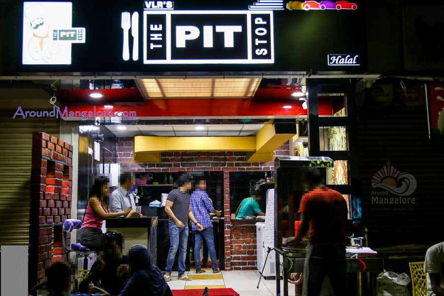 The PitStop - Mannagudda, Mangalore