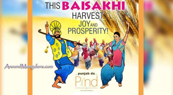 Baisakhi Festival - 13 to 15th Apr 2017 - Punjab Da Pind, Mangalore