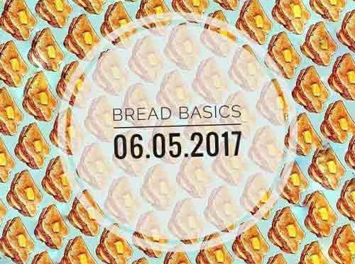 Bread Basics - 06 May 2017 - Pupkins Kitchen - Mangalore