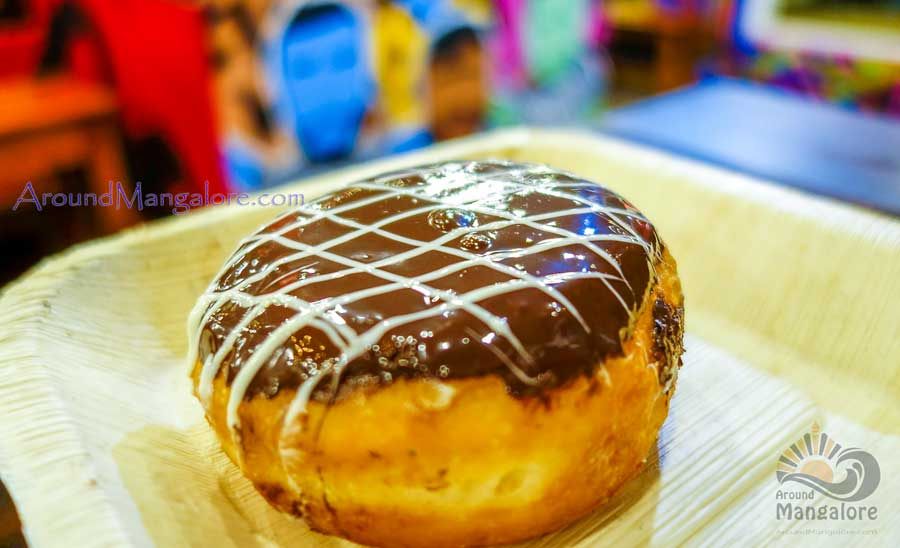 Caramel Kreme - Donut Magic - Thryvs cafe, Mangalore
