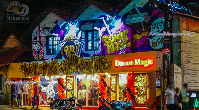 Donut Magic - Thryvs cafe, Mangalore