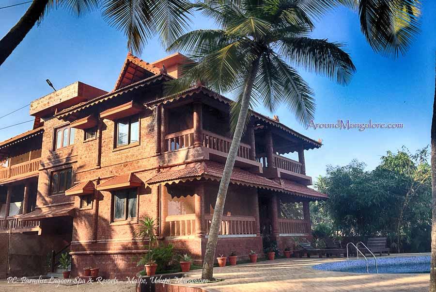 Paradise Lagoon Spa Resorts Malpe Udupi Mangalore P1 - Paradise Lagoon Spa & Resorts - Malpe