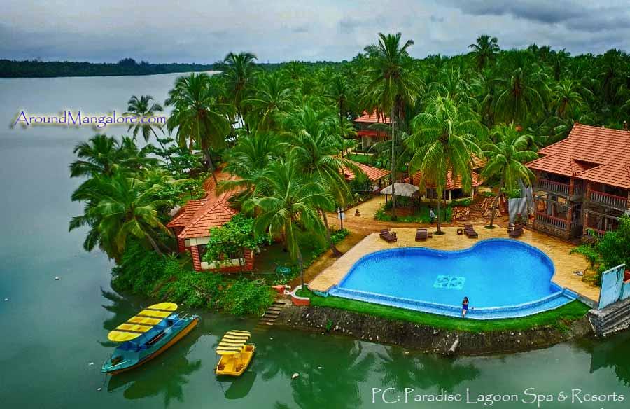 Paradise Lagoon Spa Resorts Malpe Udupi Mangalore P3 - Paradise Lagoon Spa & Resorts - Malpe