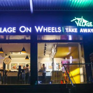 Village On Wheels (VOW) - Take Away - Village Restructure, Yeyyadi, Mangalore