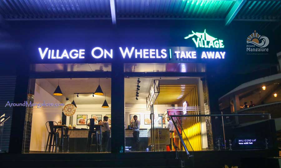 Village On Wheels (VOW) - Take Away - Next to Village Restaurant, Airport Road, Yeyyadi, Mangalore