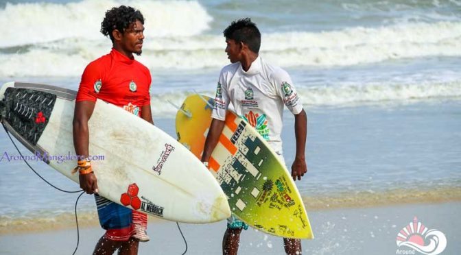Indian Open of Surfing – 2017