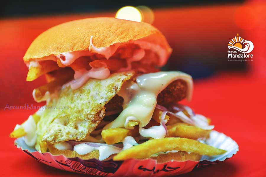 Machine Gun Burger - Bakasoor - Surathkal, Mangalore