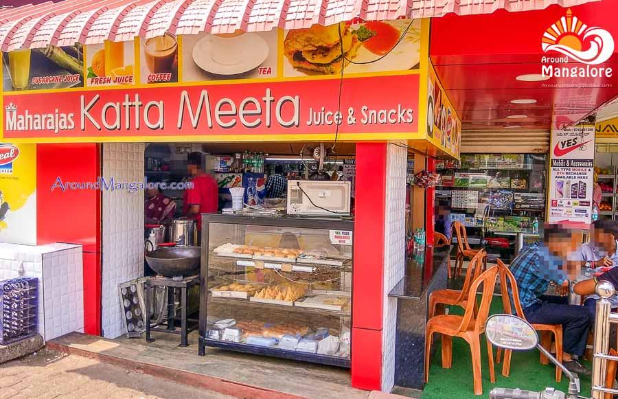Maharajas Katta Meeta Juice & Snacks - Saibeen Complex, Mangalore