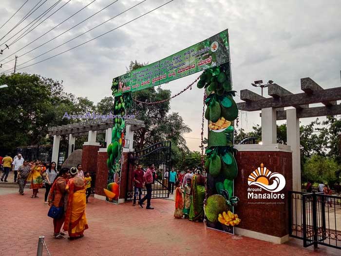 Mangao & Jackfruit Mela - May 2017 - Kadri Park, Mangalore