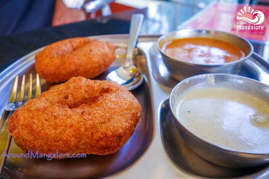 Vada - Sarvam Cafe - Ballalbagh, Mangalore
