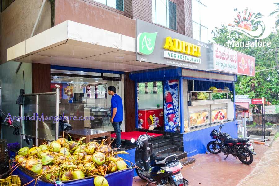 Adithi - Veg Restaurant - Mallikatte, Mangalore