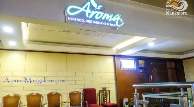 Aroma - Hotel Deepa Comforts, MG Road, Kodailbail, Mangalore